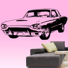 Wandtattoo Auto Ford Thunderbird 1964 Hardtop