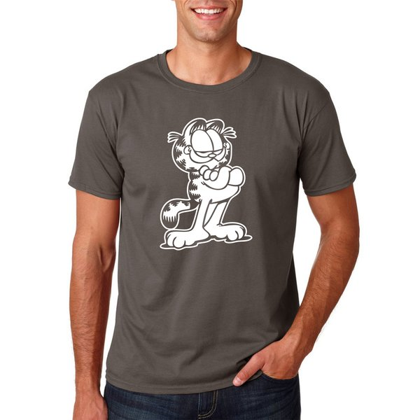 T-Shirt Funshirt Garfield Comic Katze