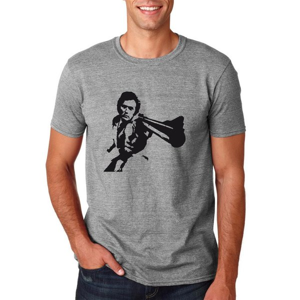 T-Shirt Funshirt DIRTY HARRY