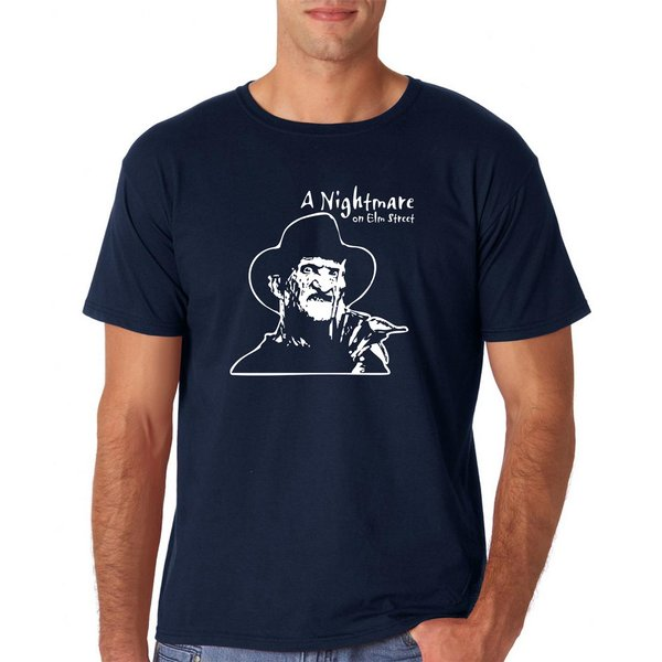 T-Shirt Funshirt A Nightmare on Elm Street