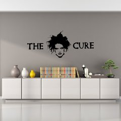 Wandtattoo The Cure Musik Legenden Kult